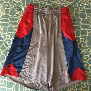 ed816aaa72536a Nike Shorts - Nike Air Jordan Basketball Shorts Men s Size XL
